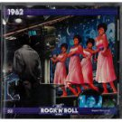 rock 'n' roll era 1962 - various artists CD 1992 warner time life 22 tracks used mint