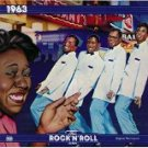 rock 'n' roll era 1963 - various artists CD 1986 warner time life 22 tracks used mint