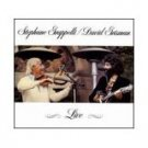 stephane grappelli / david grisman - live CD 1981 warner archive 8 tracks used mint