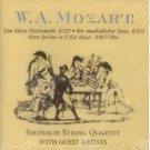 Mozart Eine Kleine Nachtmusik - smithson string quartet CD 1986 smithosian used mint