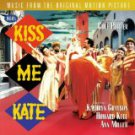 kiss me kate - original motion picture soundtrack CD 1996 rhino 27 tracks used mint