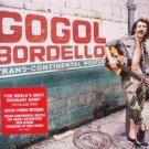gogol bordello - trans-continental hustle CD 2010 american 13 tracks new
