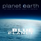 Planet Earth / The Blue Planet: Seas of Life Special Collector's Edition DVD 2007 BBC video new