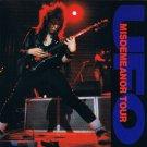 UFO - misdeneanor tour CD 1994 jimco japan 10 tracks used mint