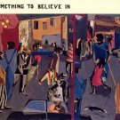somehing to believe in - various artists CD 2002 hear music 15 tracks used