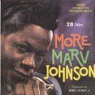 more marve johnson - ultimate collection limited edition CD 1997 marginal records 28 tracks