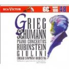 Grieg / Schumann - Piano Concertos RCA Victor Basic 100 Vol. 48 CD 1994 RCA BMG used mint