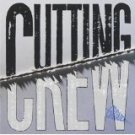 cutting crew - broadcast CD 1986 siren virgin 10 tracks used mint