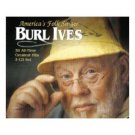 burl ives - 38 all-time greatest hits CD 3-discs 1995 gemini gems used mint