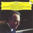 beethoven sonaten opp. 27/1 27/2 28 - pollini CD 1992 DG BMG Direct used mint