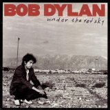 bob dylan - under the red sky CD 1990 columbia 10 tracks used mint