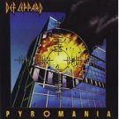 def leppard - pyromania CD 1983 vertigo phonogram polygram west germany 10 tracks used mint