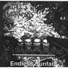 tales of darknord - endless sunfall CD 2004 rest in peace 12 tracks used mint