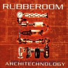 rubberoom - architechnology CD 1999 indus 3-2-1 16 tracks used mint
