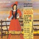 annie get your gun - original cast album CD 1966 1988 RCA BMG 17 tracks used mint