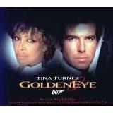 tina turner - 007 golden eye CD single 1995 virgin 4 tracks used mint