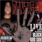 danzig - live on the black hand side CD 2-discs 2001 restless evilive used mint