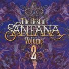santana - best of santana volume 2 CD 2000 sony 14 tracks used mint