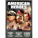 american heroes collection - in harms way / hell is for heroes / bridges at toko-ri 3DVDs 2006