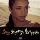 sade - stronger than pride CD 1988 CBS epic 10 tracks used mint