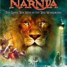 chronicles of narnia - lion witch and wardrobe DVD disney full screen PG used mint