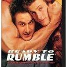 ready to rumble - david arquette oliver platt DVD 2000 warner used