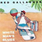 red gallagher - white man's blues CD 1992 redbird music used mint