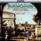 bach italian concerto partita in B minor / concerto in D minor - spanyi CD 1987