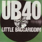 ub40 - little baggariddim CD 1985 A&M virgin 6 tracks used mint