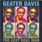 geater davis - lost soul man CD 2-discs AIM australia 25 tracks new
