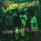 h p lovecraft - live may 11, 1968 CD 1991 tutman sundazed 8 tracks used mint