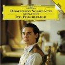 scarlatti - sonaten - ivo pogorelich CD 1992 Deutsche grammophon 15 tracks used mint