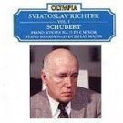 sviatoslav richter vol.5 schubert piano sonata no.19 + 21 CD 1993 olympia used mint