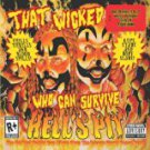 ICP - hell's pit CD + DVD 2004 psychopathic used