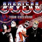 insane clown posse - american psycho tour exclusive CD 2011 psychopathic 6 tracks used mint