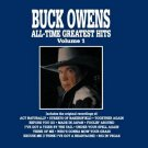 buck owens - all-time greatest hits volume 1 CD 1990 curb records 12 tracks used mint