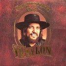 waylon jennings - greatest hits CD 1988 RCA 9 tracks used mint