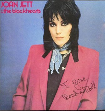 joan jett & the blackhearts - i love rock n roll CD 1982 bellaphon w germany 10 tracks