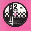 this are two tone - various artists CD 1989 chrysalis 16 tracks used mint