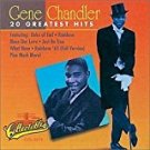 gene chandler - 20 greatest hits CD 1994 collectables used mint