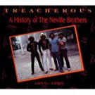 history of neville brothers - treacherous CD 2-discs 1988 Rhino
