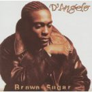 d'angelo - brown sugar CD 1995 EMI 10 tracks used mint