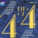 hits of '44 - various artists CD 1995 asv living 25 tracks used mint