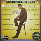 hank ballard & the midnight's - best of the best CD 2003 king records 10 tracks used mint