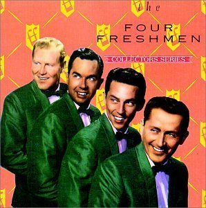four freshmen - capitol collectors series CD 1991 capitol 21 tracks used mint