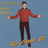 very best of jimmy clanton - go jimmy go CD 1997 westside UK 24 tracks used mint