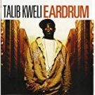 talib kweili - eardrum CD 2007 warner 20 tracks used mint