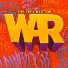war - very best of war CD 2-discs 2003 rhino avenue 34 tracks used mint