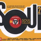 soul cellar volume 2 - various artists CD 2-discs 2006 metro union square 30 tracks used mint