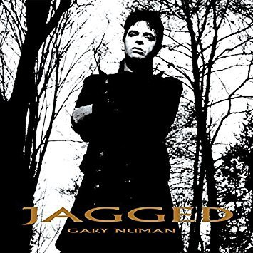 gary numan - jagged CD 2006 cooking vinyl 11 tracks used mint